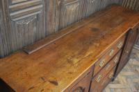 Georgian Oak Dresser Base (3 of 9)