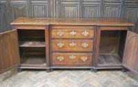 Georgian Oak Dresser Base (4 of 9)
