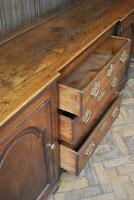 Georgian Oak Dresser Base (8 of 9)
