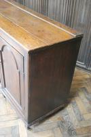 Georgian Oak Dresser Base (9 of 9)