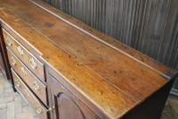Georgian Oak Dresser Base (5 of 9)