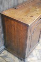 Georgian Oak Dresser Base (6 of 9)