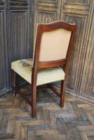 Set of Eight Tapestry Dining Chairs (7 of 9)