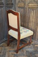Set of Eight Tapestry Dining Chairs (8 of 9)