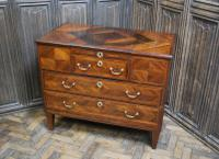 Italian Tulipwood Commode Chest (3 of 9)