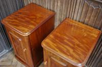 Pair of Mahogany Bedside Cabinets / Nightstands (4 of 7)