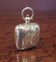 Top Quality George V Silver Sovereign Case