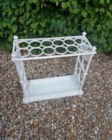 19th Century Antique Coalbrookdale Cast Iron Stick Stand