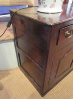 Superb Georgian Antique Oak Cupboard Dresser (8 of 11)