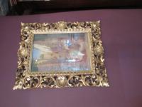 Antique Italian School Oil on Canvas Painting (6 of 6)