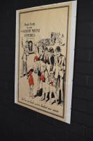Art Deco Theatre Poster 'The Graham Moffat Comedies'