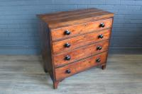 Chestnut Chest of Drawers c.1890