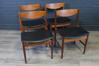 Early 1970s Teak G Plan Chairs