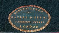 Late George III Satinwood Toilet Box by Bayley & Blew (5 of 16)