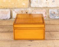 Satinwood Table Box c.1860 (3 of 8)