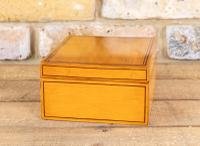 Satinwood Table Box c.1860 (5 of 8)