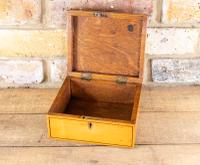 Satinwood Table Box c.1860 (6 of 8)