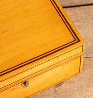 Satinwood Table Box c.1860 (8 of 8)