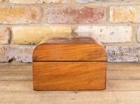Burr Walnut Table Box c.1870 (2 of 7)