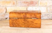 Burr Walnut Table Box c.1870 (3 of 7)