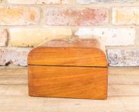 Burr Walnut Table Box c.1870 (4 of 7)