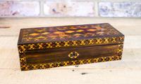 Ladies Antique Glove Box c.1860 (6 of 7)
