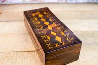 Ladies Antique Glove Box c.1860 (3 of 7)