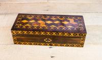 Ladies Antique Glove Box c.1860 (4 of 7)