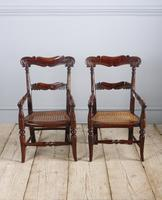 Pair of 19th Century Childs Chairs