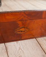 19th Century Full Length Mahogany Pier Mirror (6 of 7)