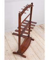 George III Mahogany Boot Rack (2 of 7)