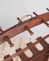 George III Mahogany Boot Rack (5 of 7)