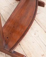 George III Mahogany Boot Rack (7 of 7)