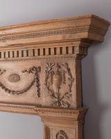 Georgian Pine Fireplace Surround / Chimneypiece (2 of 6)