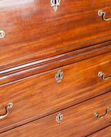 George III Mahogany Chest on Chest (5 of 6)