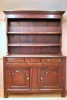 Late 18th Century Oak Welsh Dresser from the Ruthin Area