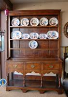 Welsh Oak Potboard Dresser c.1800