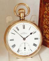 1920s Rands Stem Winding Pocket Watch