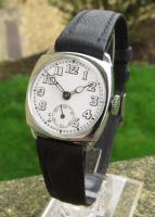 1920s Mid-Size Tavannes Wrist Watch