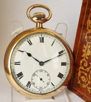 1920s Tacy Admiral Pocket Watch