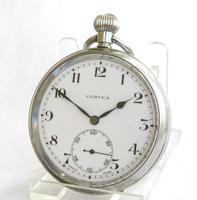 1930s Vertex Pocket Watch by Revue Thommen