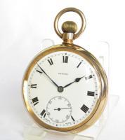 1920s Stayte Pocket Watch by Tavannes