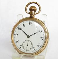1920s Cyma Pocket Watch