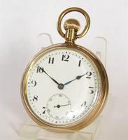 1930s Tavannes Pocket Watch