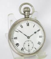 Silver Pocket Watch, 1928 (4 of 5)