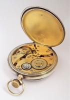 Antique Galonne Cased Pocket Watch c.1910 (4 of 5)