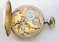 Antique Galonne Cased Pocket Watch c.1910 (5 of 5)