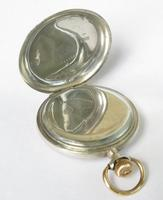 Antique Silver Omega Pocket Watch (2 of 4)