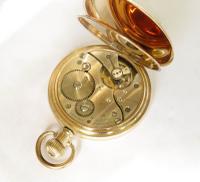 Antique Cyrano Full Hunter Pocket Watch (2 of 5)