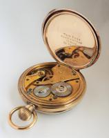 Antique 1919 Waltham Pocket Watch (4 of 5)